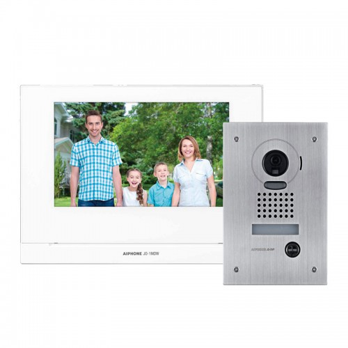 "Aiphone JO 7"" Video Intercom Kit, WiFi"