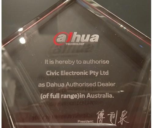 Dahua Authorized Dealer