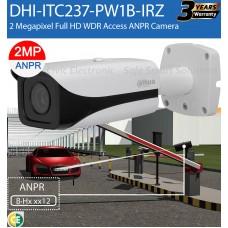 Dahua ANPR 2MP Full HD 12mm motorised lens