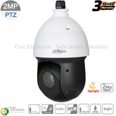 Dahua 2MP Starlight IP PTZ 25X
