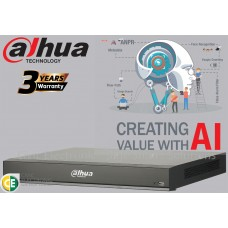 Dahua 16ch AI Series NVR Record Up to 16MP