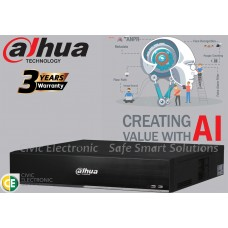 Dahua 64ch AI Series NVR Record Up to 16MP
