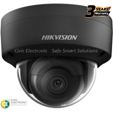 Hikvision 6MP Black Series Outdoor Dome Camera 2.8mm
