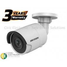 Hikvision 6MP Outdoor Mini Bullet Camera 2.8mm