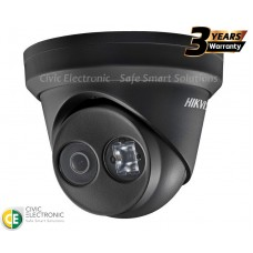 Hikvision 6MP Black Series Outdoor Turret Camera 2.8mm