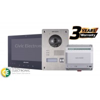 Hikvision 2 Wire intercom Kit