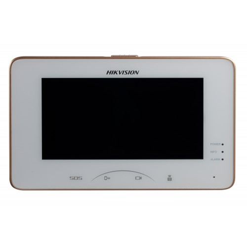Hikvision Wifi Video Intercom Indoor Station with 7-inch Touch Screen
