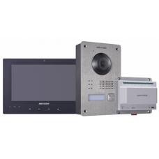 Hikvision 2 Wire IP intercom Kit