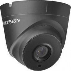 Hikvision TVI 5MP Black Outdoor IR Turret 3.6mm