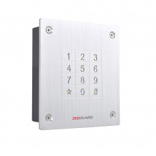 Flush mount A-HK281 access control aluminum alloy