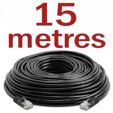 CAT5 Patch Network Cable for CCTV - 15 Metres