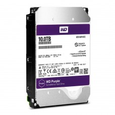 Western Digital WD102PURZ 10TB Purple Surveillance Hard Drive for DVR/NVR