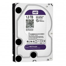 Western Digital WD10PURZ 1TB Purple Surveillance Hard Drive for DVR/NVR