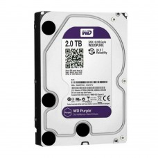 Western Digital WD20PURZ 2TB Purple Surveillance Hard Drive for DVR/NVR