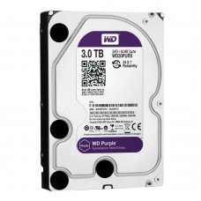 Western Digital WD30PURZ 3TB Purple Surveillance Hard Drive for DVR/NVR