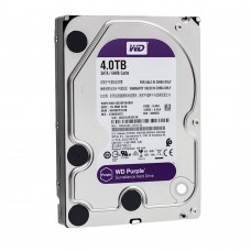 Western Digital WD40PURZ 4TB Purple Surveillance Hard Drive for DVR/NVR