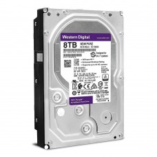 Western Digital WD82PURZ 8TB Purple Surveillance Hard Drive for DVR/NVR