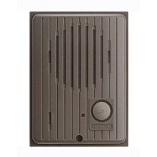 Aiphone AI-IF-DA, IE Series Door Station, Brown Plastic, Surface Mount
