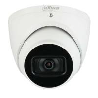 Dahua DH-IPC-HDW5442TMP-AS-LED-0280B Dahua AI 4MP Starlight+ IP Turret Fixed White Light IR 20m