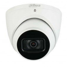 Dahua DH-IPC-HDW5442TMP-AS-LED-0280B Dahua AI 4MP Starlight+ IP Turret Fixed White Light IR 20m