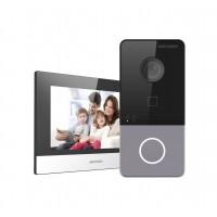Hikvision 2nd Gen DS-KIS603-P wifi Video Intercom Kit