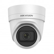 Hikvision DS-2CD2H85FWD-IZS 8MP Outdoor Motorised VF Turret CCTV Camera IR 2.8-12mm Lens