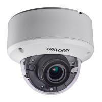 Hikvision DS-2CE56H1T-(A)VPIT3Z TVI4.0 5MP Outdoor IR Dome Camera IP67, 12VDC/24VAC, 2.8-12