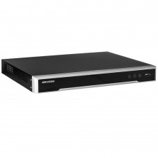 Hikvision DS-7608NI-I2-8P 8ch PoE CCTV NVR, 80Mbps 8 PnP ports, 4K, 2 HDD Bay + 3TB Hard Drive