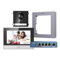 Hikvision DS-INT-GEN2-KIT8 Gen2 IP Intercom Kit for Homes (Surface Mount)