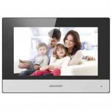 Hikvision DS-KH6320-TE1 Gen2 Video Intercom 7-Inch Touch Screen Indoor Room Station