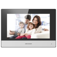 Hikvision DS-KH6320-TE1 Gen2 Video Intercom 7-Inch Touch Screen Indoor Room Station (with wifi)