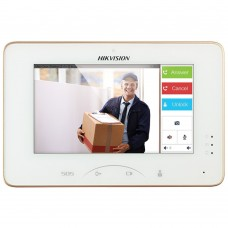 Hikvision DS-KH8301-WT Wifi Video Intercom Indoor Station with 7-inch Touch Screen