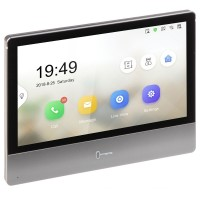 Hikvision DS-KH8350-WTE1 Gen2 Video Intercom 7-Inch Touch Screen Indoor Room Station (with WiFi)