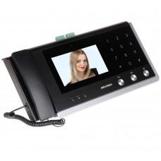 Hikvision DS-KM8301 Concierge Master Station, 7 inch TFT Display, Camera