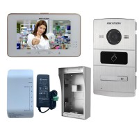 Hikvision DS-KV8102-IM IP Intercom Door Station Kit