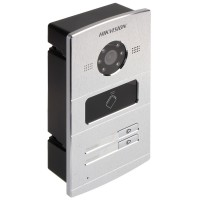 Hikvision DS-KV8202 Villa Door Station, 2 Button, Aluminium, PON, HD720P, IP65