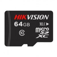 Hikvision DS-UTF64G-H1 64GB micro SDHC, Class 10, 25MB/s Read Speed, 20MB/s Write Speed, 3 Yr Wty