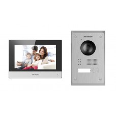Hikvision DS-KIS703-P Video Intercom Two-Wire Bundle