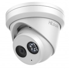 Hikvision HiLook IPC-T280H 8MP Turret PoE IP Camera 2.8mm Lens Built-in Microphone and Micro SD