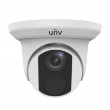 UNV Uniview IPC3618LR3-DPF28-MS 8MP Network IR Fixed Dome Camera